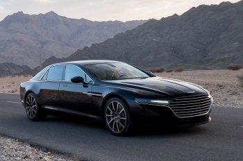 """Giá hơn 1 triệu đô, Aston Martin Lagonda Taraf quá """"chát"""""""