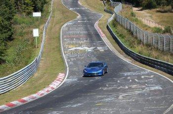Nurburgring gỡ bỏ giới hạn tốc độ