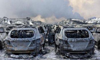 """Sau địa chấn, các hãng xe đều """"né"""" Thiên Tân"""