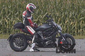Ducati tiết lộ Diavel phong cách hoàn toàn mới