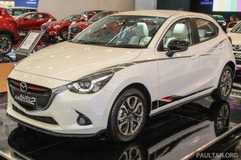 Mazda 2 Limited Edition – có thực sự đặc biệt ?