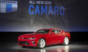 Xe cơ bắp Mỹ Chevrolet Camaro 2016 đắt hơn 2.000 USD