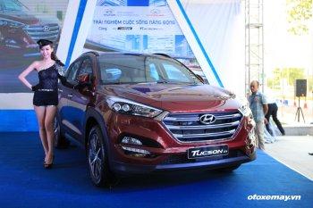 Hyundai Tucson hoàn toàn mới ra mắt thị trường Việt giá từ 925 triệu đồng