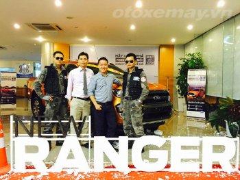 Ranger Mới vừa ra mắt đại lý Hanoi Ford kèm khuyến mại