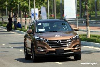 """""""Đi sâu"""" xem chi tiết Hyundai Tucson 2016 vừa ra mắt"""