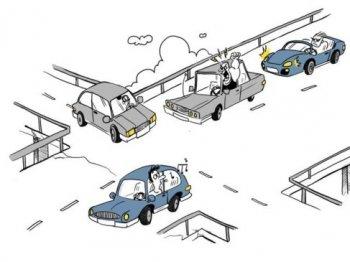 """Bí quyết chế ngự những lái xe """"khó ưa"""""""