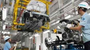 Công nghiệp ôtô Việt Nam chuyển hướng 'đi buôn'