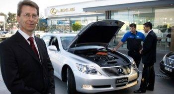 Lexus khiến khách hàng thỏa mãn nhất