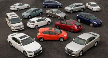 Bán hơn 8 triệu xe hybrid, Toyota dẫn đầu thị trường xe sạch