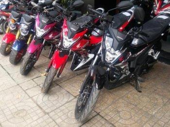 Honda Sonic 150 cập bến Việt Nam, giá 82 triệu đồng