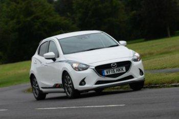 Mazda2 phiên bản đặc biệt trình làng