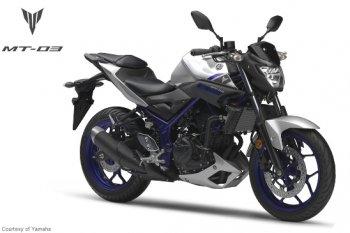 Yamaha liên tiếp khui kiện 2 mẫu naked bike giá rẻ