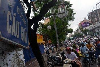 Cấm đường 40 tuyến phố tại Thủ đô dịp Quốc khánh