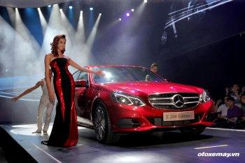 Mercedes-Benz E200 Edition E 1,9 tỷ đồng - hướng tới người trẻ