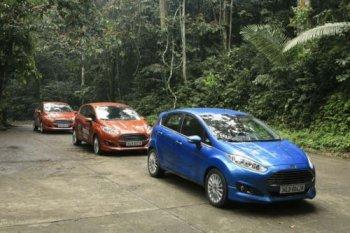 Hơn 1.000 xe Ford Fiesta tại Việt Nam lỗi hệ thống điện