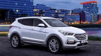 Xem trước Hyundai SantaFe 2017