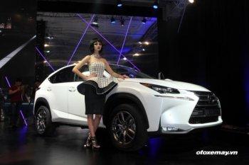 Lexus tiếp tục thăng hoa trên đất Mỹ