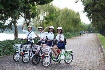 Cách dùng xe đạp điện chuẩn nhất