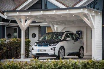 """BMW ra mắt ứng dụng """"nhà thông minh"""""""