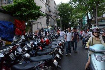 Lại đề xuất chỉ áp thuế TTĐB cho xe máy trên 175 cc