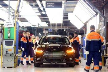 VW, Ford khánh thành nhà máy tại Nga giữa lúc khủng hoảng