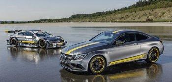 Ấn tượng phiên bản đặc biệt Mercedes-AMG C 63 Coupe 2016