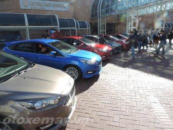 Đánh giá Ford Focus mới sắp về Việt Nam