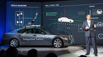 Toyota đầu tư 50 triệu USD cho công nghệ robot và tự lái