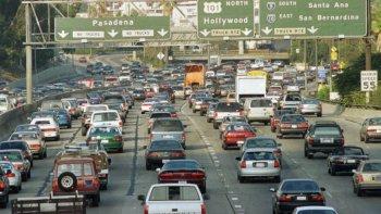 Người Mỹ lái xe ngày càng ít