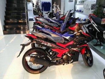 Yamaha Exciter 150 bất ngờ giảm giá
