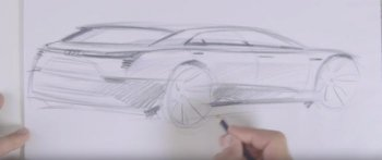 Audi phác họa mẫu concept xe điện mới qua video