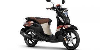 Yamaha sắp tung thêm xe tay ga nhỏ tiết kiệm