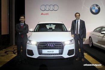 Q3 mới – con bài của Audi tại triển lãm xe nhập đầu tiên