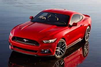 Ford Mustang là mẫu xe thể thao bán chạy nhất thế giới