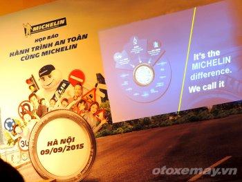 Michelin Việt Nam công bố hoạt động hỗ trợ ATGT