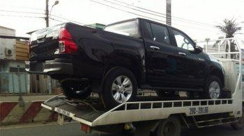 Bán tải Toyota Hilux thế hệ mới đã về Việt Nam?