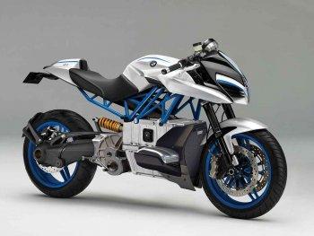 BMW sẽ rút ruột máy Boxer thành mô tô điện?