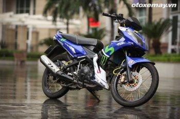Exciter GP lột xác thành Yamaha X1R