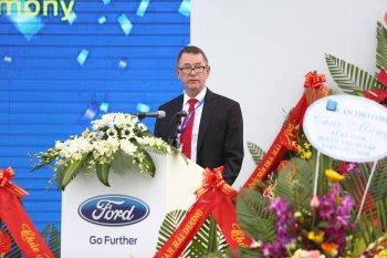 Ô tô Ford ghi dấu 20 Năm tại Việt Nam