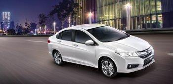 Honda City 2016 đã có giá bán chính thức