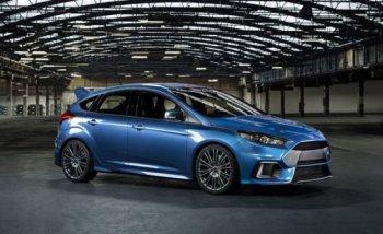 Ford Focus RS 2016 lập kỷ lục về khả năng tăng tốc