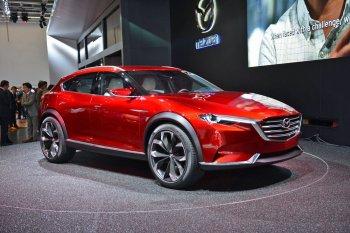 IAA 2015: Mazda Koeru Concept – đẹp và bí ẩn
