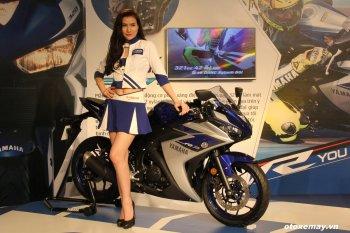 YZF-R3 mang kỳ vọng mới của Yamaha tại Việt Nam