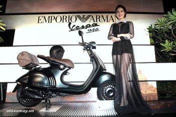 Siêu phẩm Vespa 946 Emporio Armani bao nhiêu tiền?
