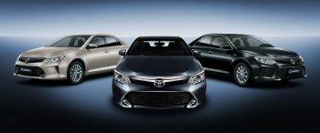 Xe Toyota tăng giá tới 55 triệu đồng