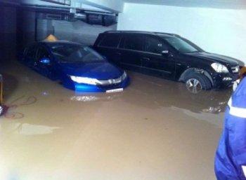 Áo mưa cho xe hơi chống ngập lụt