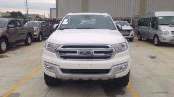 Ford Everest 2015 đã có giá bán 3 phiên bản về Việt Nam
