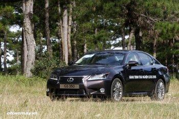 Lexus Caravan 2015 – đi tìm vẻ đẹp tiềm ẩn