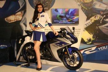 Thử nghiệm vận tốc tối đa của Yamaha R3