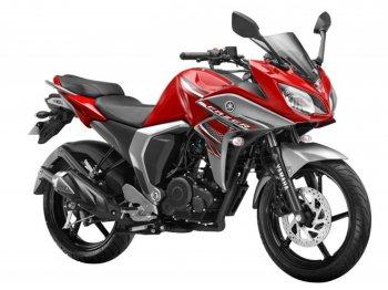 """Yamaha FZ-S FI 2015 thêm """"dàn áo"""" mới"""